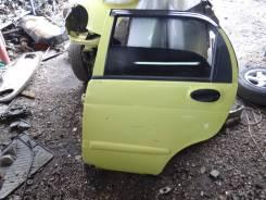 Дверь задняя левая Chery Sweet QQ/Daewoo Matiz 2003-2012