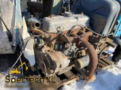 Двигатель в сборе Mitsubishi K4A