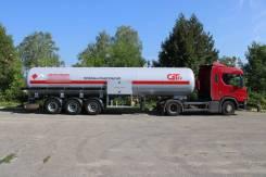 GT7 ППЦТ-36. Полуприцеп цистерна газовоз в Наличии, 17 223кг.