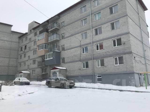 3-комнатная, улица Раковская 89. Зверосовхоз, агентство, 62,2кв.м. Дом снаружи