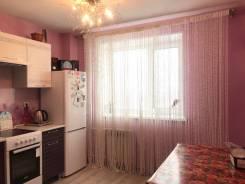 3-комнатная, улица Раковская 89. Зверосовхоз, агентство, 62,2кв.м.