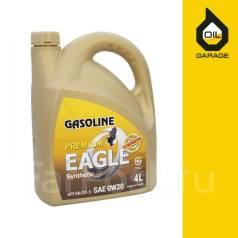 C&Lube Eagle. 0W-20, синтетическое, 4,00л.