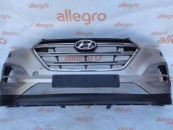 Бампер передний Hyundai Tucson 2015-18