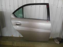 Дверь боковая задняя правая Toyota Prius