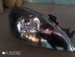 Фара Mitsubishi Lancer 9 новая, чёрная