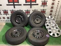 Комплект колес Toyota Mark2 R14 #11326