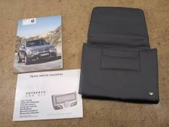 Органайзер для сервисной книжки BMW X3 E83 рест