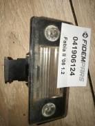 Фонарь подсветки номера Skoda Fabia II 6Y0943021B