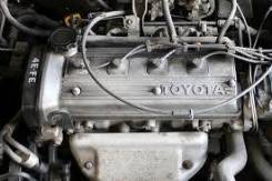Двигатель Toyota 4E-FE 1.3 i 16V