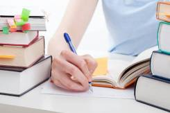 Оказание помощи в учебе студентам