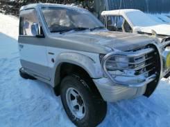 Зеркало заднего вида Mitsubishi Pajero [MB645782], правое