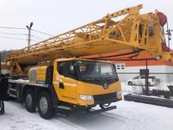 XCMG. Автомобильный кран XCT55, гп 55 тонн, 8 820куб. см., 63,86м.