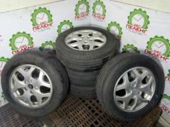 Комплект колес,5 шт. Hankook,215/60-16. Контрактные.