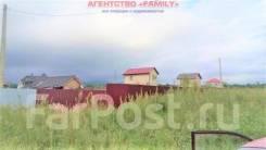 Продам ровный участок в с. Ясном в Артеме. 1 380кв.м., собственность. Фото участка