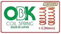 """Л-т-к-т пружин 2""""(50 мм) OBK пер/зад Toyota Hilux SURF RZN/VZN/KDN215"""