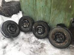 Колеса Dunlop 185/70/14 шипы