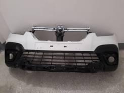 Renault Sandero Stepway 2 бампер