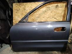 Дверь передняя левая Mitsubishi Galant E55A