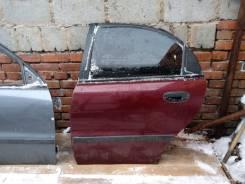 Дверь задняя левая zaz chance Chevrolet lanos