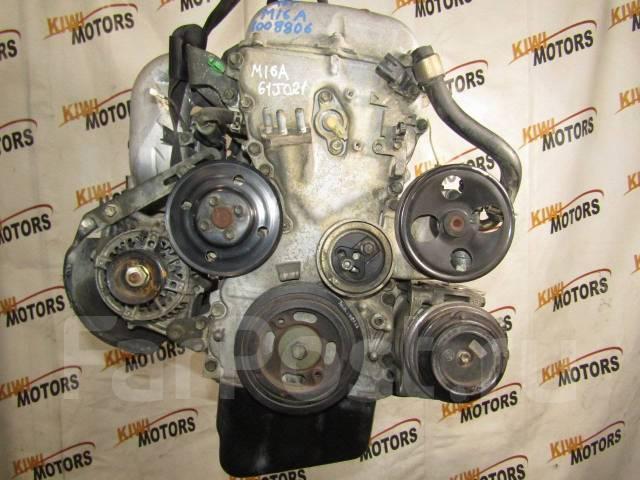 Контрактный двигатель Сузуки Лиана 1,6 i M16A