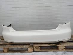 Бампер задний, белый Honda Inspire UC1