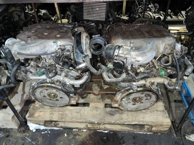 Контрактный двигатель VQ35 Infiniti M35 G35 FX35