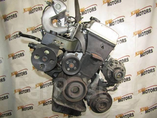 Контрактный двигатель Тойота Авенсис 1,8 i 7A-FE