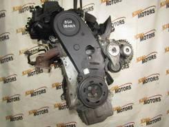 Контрактный двигатель Ауди А3 1,6 i BGU
