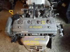 Двигатель контрактный 5A-FE Toyota Corolla AE110