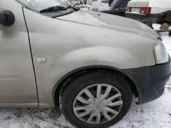 Крыло переднее правое Renault Logan, LADA Largus