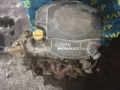Двигатель Рено Логан 1,4 литра