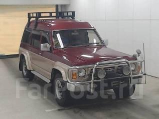Кузов Nissan Safari WRGY60 (TD42T)