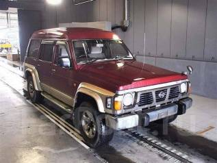 Кузов Nissan Safari VRGY60 (TD42)