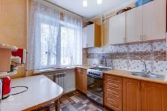 4-комнатная, улица Ворошилова 16. Индустриальный, агентство, 61,3кв.м.