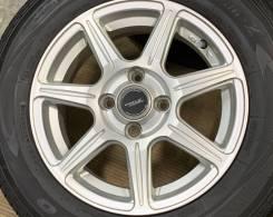 Toprun R14 4*100 5.5j et45 + 185/65R14 Bridgestone Playz PX 2016 japan