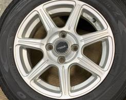 Toprun R14 4*100 5.5j et45 + 155/65R14 Dunlop DSX2 Japan новые