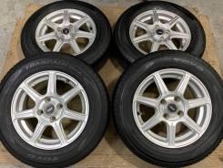 Toprun R14 4*100 5.5j et45 + 175/65R14 Bridgestone Blizzak Revo GZ