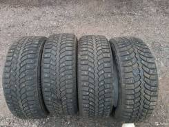 Bridgestone Blizzak Spike-01. зимние, шипованные, б/у, износ 5%