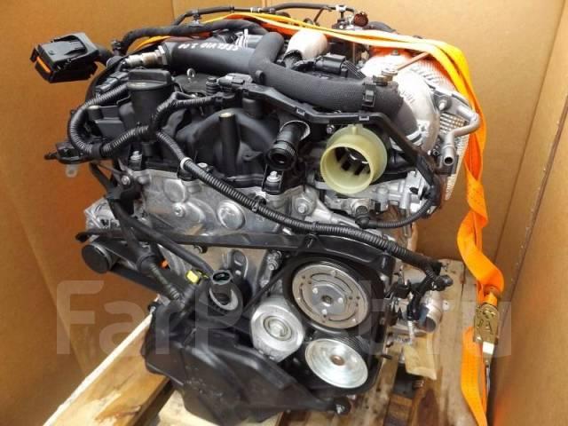 Двигатель Альфа Ромео Стелвио 2.0 GME комплектный