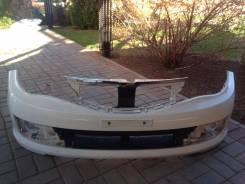 Передний бампер Subaru Impreza STI GRB