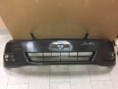 Бампер Передний Toyota Corolla / Fielder E12# `02-04