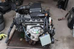 Двигатель в сборе VTEC HR-V GH1 GH2 GH3 GH4 [DXGarage]