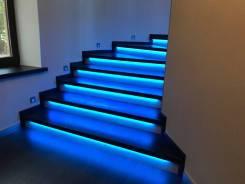 Лестницы, мебель из массива, шпона, террасы, беседки