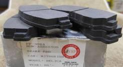 Колодки тормозные PF-3084 Япония PF-3084