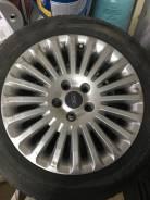 Шины 205/55 R16 Michelin лето на оригинальном литье Ford Focus