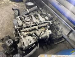 Двигатель в разбор D4EA Hyundai Tucson, 2008 год в Кемерово
