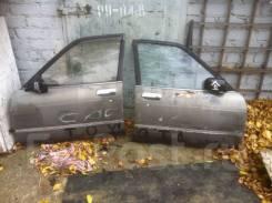 Двери передние на Toyota carina AT170 пара