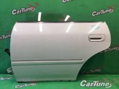 Дверь задняя левая Цвет-051 Mark II JZX100 1JZGE [Cartune] 0155