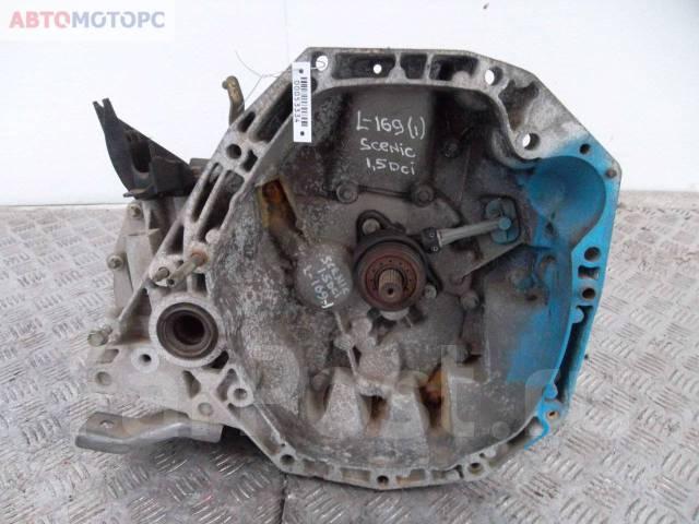 МКПП Renault Megane II 2008, 1.5 л, дизель (JR5124 8200459875)