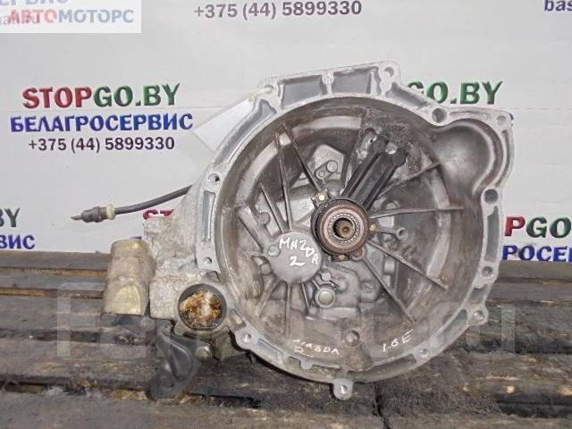МКПП Mazda 2 I (DY) 2003 - 2007 2005, 1.6 л, бензин